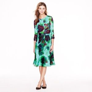 J. Crew Collection skirt in hothouse floral